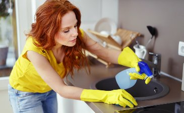 Valentines Day Cleaning Tips